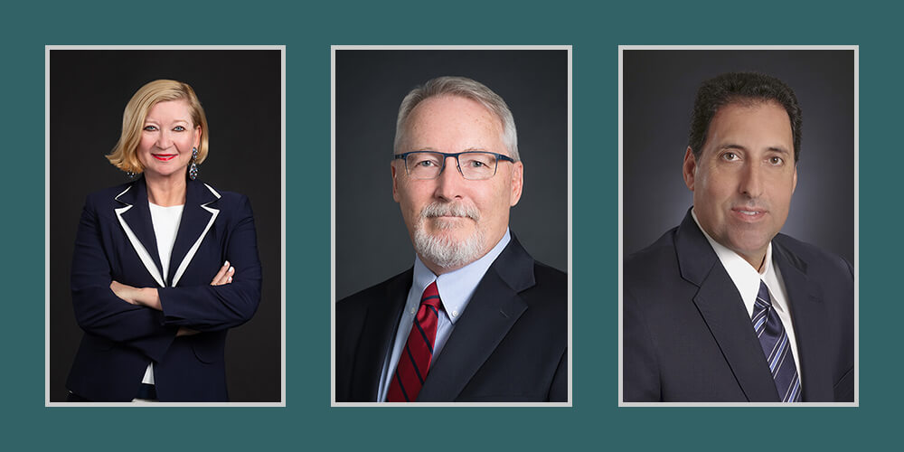 "Three Dickinson & Gibbons Attorneys Receive ""Super Lawyer"" Designation"