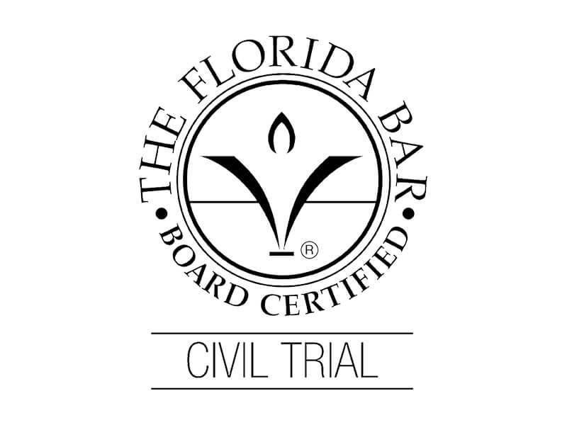 Florida Bar Board Certified Civil Trial Lawyer