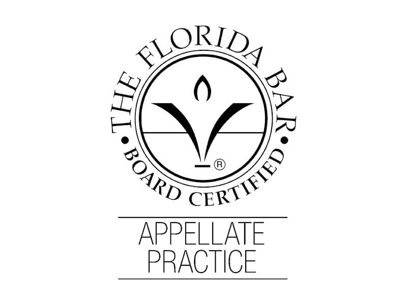 Board Certified in Appellate Practice