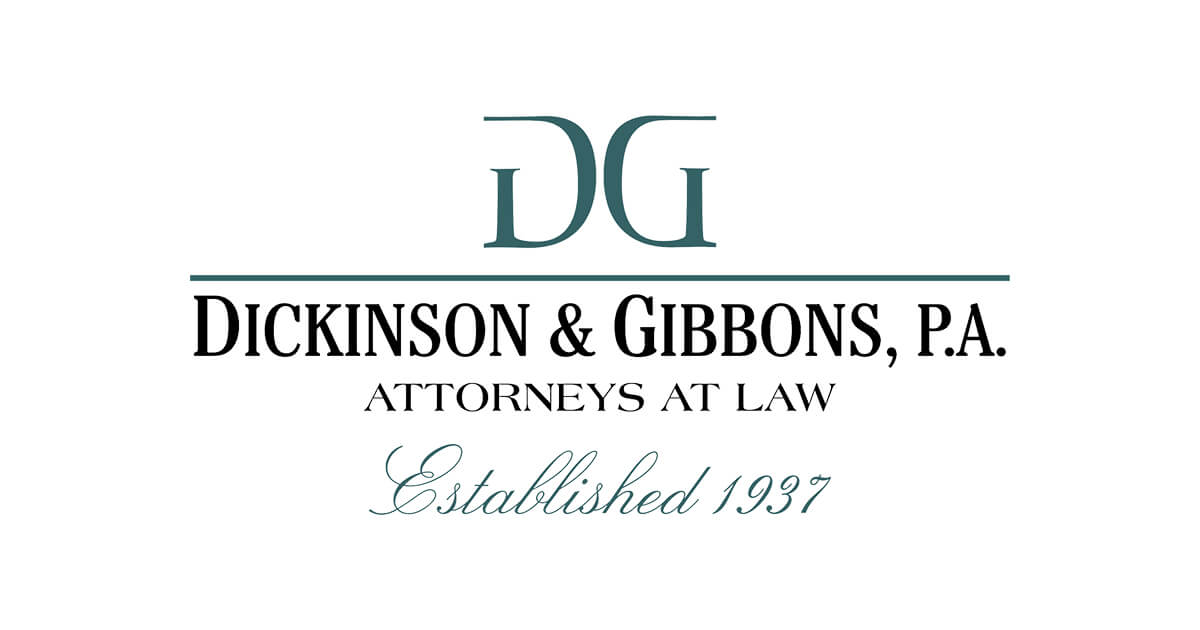 Dickinson & Gibbons, P.A.
