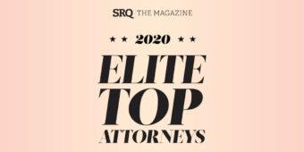 "Dickinson & Gibbons Attorneys Named ""2020 Elite Top Attorneys"" by SRQ Magazine"