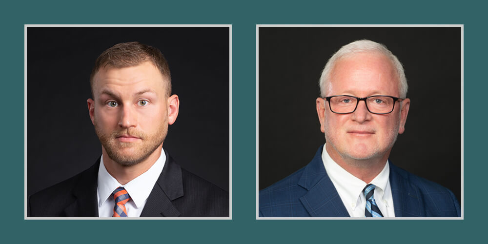Dickinson & Gibbons Names New Partners Christopher M. Nigro and Mark A. Wilson